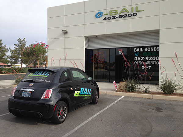 Fast Bail Bonds in Las Vegas Nevada